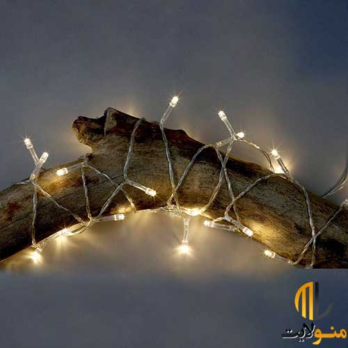 ریسه سوزنی کریسمسی 18 متری