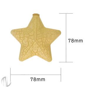 ریسه ستاره پفکی