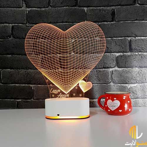 بالبینگ سه بعدی قلب