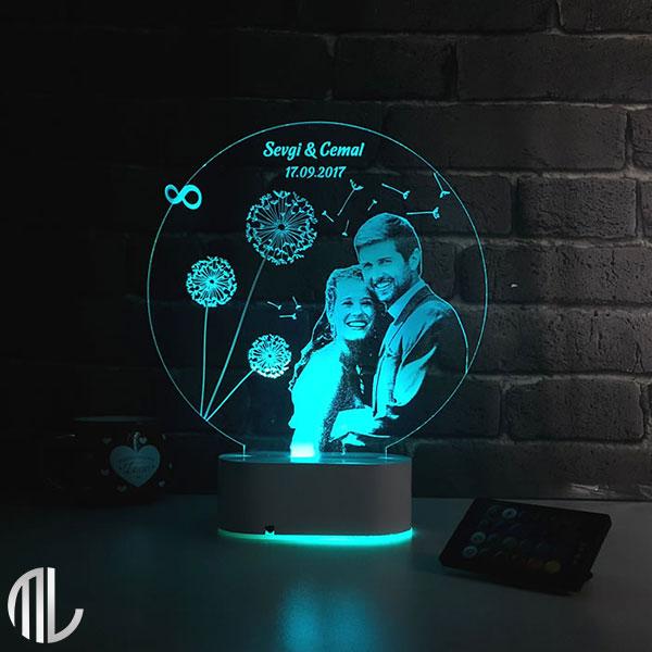 چراغ خواب چهره کد ML97-22
